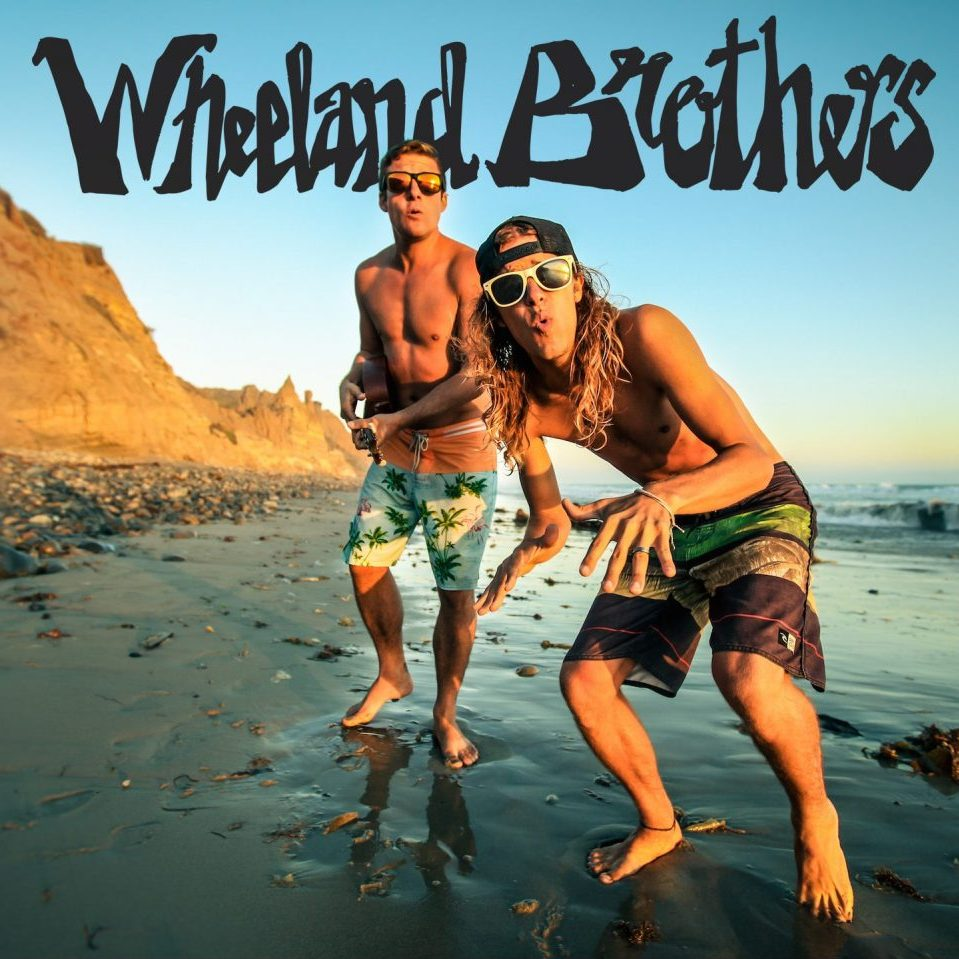 The Wheeland Brothers at Walk With No Shoes destination trop-rock experience in Negril, Jamaica